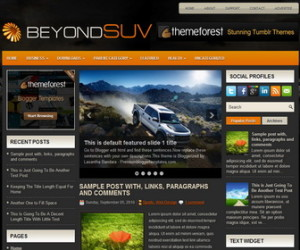 BeyondSuvs-Blogger-Template1