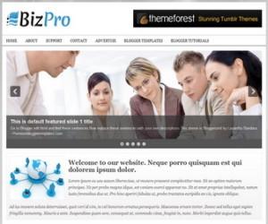 BizPro-Blogger-Template