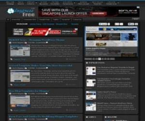 Blogpress-Free-blogger-templates
