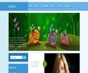 Boston-blogger-templates