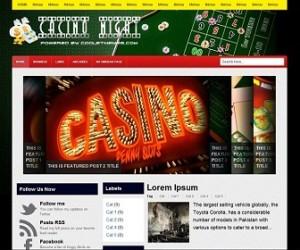 Casino-Night-Blogger-Template