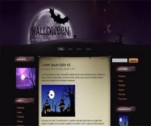 Halloween-blogger-templates
