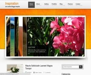 Inspiration-blogger-template