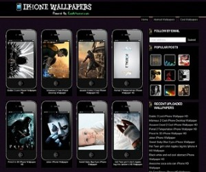 Iphone-Wallpapers-Blogger-Template