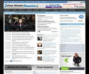 Johny-Simple-Magazine-2-blogger-templates