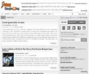 Johny-Simpleblog-blogger-templates