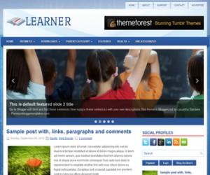 Learner-Blogger-Template