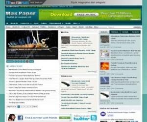 Mas-Paper-blogger-templates