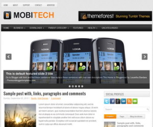 MobiTech-Blogger-Template