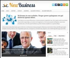 NewBusiness-Blogger-Template