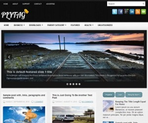 Plytag-Blogger-Template