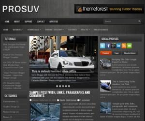 ProSUV-Blogger-Template