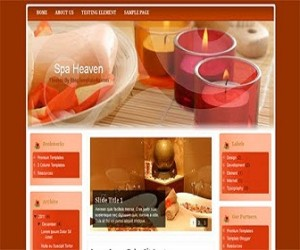 Spa-Heaven-blogger-templates