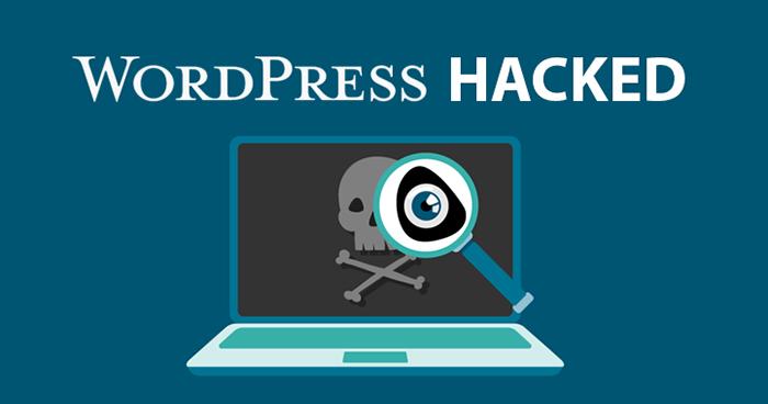 Is your Wordpress website hacked?