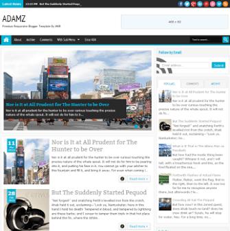 adamz-premium-responsive-blogger-template