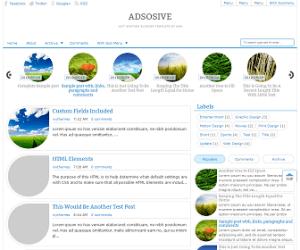 adsosive-blogger-template