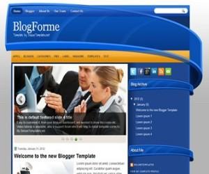 blogforme-blogger-template