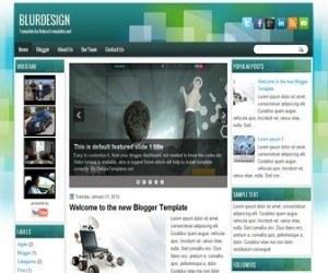 blurdesign-blogger-template