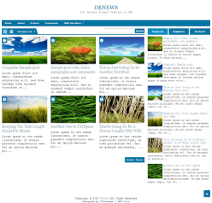 denews-blogger-template