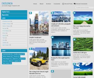 exelencia-blogger-template