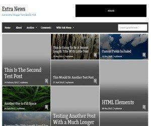 extranews-blogger-template