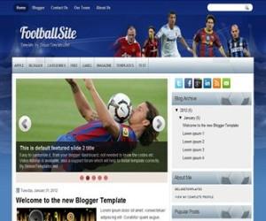 footballsite-blogger-template