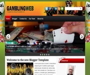 gamblingweb-blogger-template