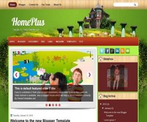 homeplus-blogger-template