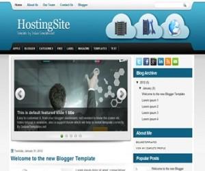 hostingsite-blogger-template