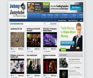 johny-jazzytube-blogger-templates