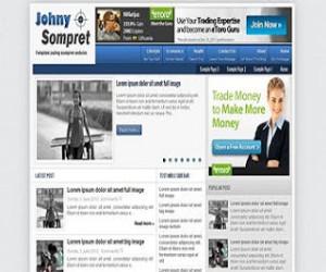 johny-sompret-blogger-templates
