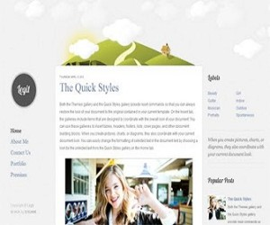 legit-blogger-templates