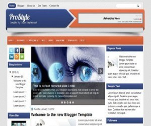 prostyle_25-blogger-template