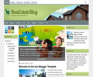 realestateblog-blogger-template