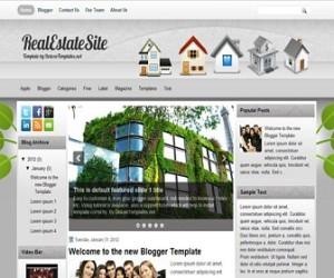 realestatesite-blogger-template