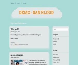 sankloud-blogger-templates