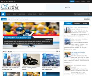 sevida-premium-responsive-blogger-template