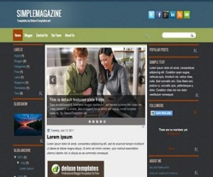 simplemagazine-blogger-template