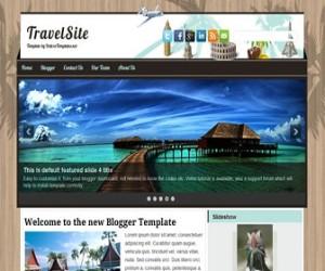travelsite-blogger-template