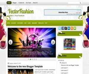 vectorfashion-blogger-template
