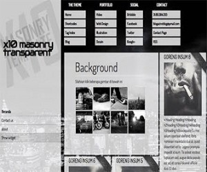 x10-masonry-transparent-blogger-template
